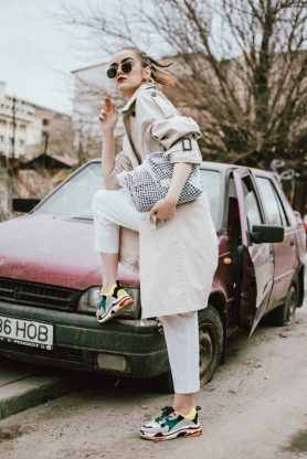 Mango-trench-coat-white-trousers-gucci-t-shirt-balenciaga-inspired-triple-s-sneakers-prada-bag-andreea-birsan-couturezilla-cute-spring-outfit-ideas-2018-18-683x1024