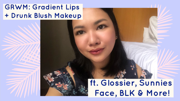 Grwm Gradient Lips Drunk Blush Makeup Ft Glossier Sunnies Face Blk More Itsleahrous It's rare that we see timothée chalamet dressed casually. itsleahrous